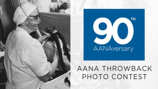 VOTE NOW: AANA's 90 AANAversary Throwback Photo Contest