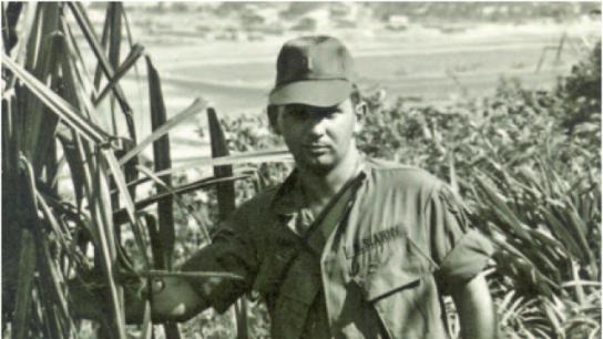 The Hunt for 1LT Kenneth R. Shoemaker Jr, CRNA